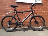 Mens Carrera Hybrid Mountain Bike