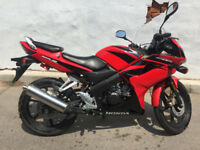 Low mileage Honda CBR125 ***NOW SOLD*** City of Toronto Toronto (GTA) Preview