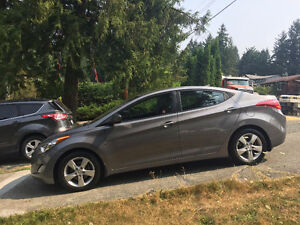 2012 Hyundai Elantra GL Sedan-recently reduced!