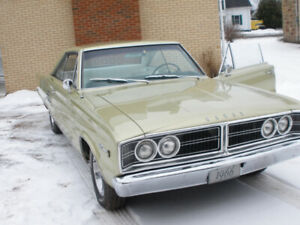 1966 Dodge Coronet 500 - $28500.00