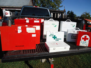 First Aid Kits Large Medium and Small metal cabinets Peterborough Peterborough Area image 2