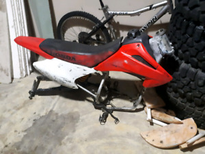 Crf230 part out