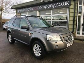 Land Rover Freelander 2 2.2Td4 auto SE - FINANCE AVAILABLE