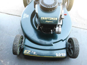 Crafstman Eagle 1Lawn Mower, Excellent Condition!