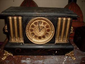 horloge antique  et cadran ancien
