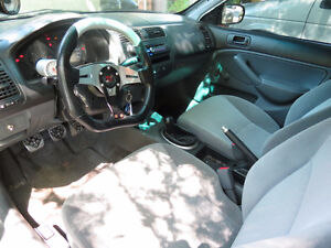 2002 Honda Civic Sedan London Ontario image 5