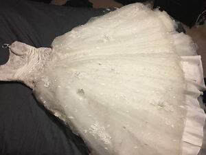 Wedding Dress in mint condition