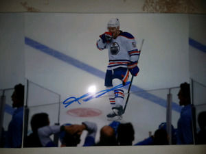 Mark Letestu Autographed 8x10 Photo For Sale