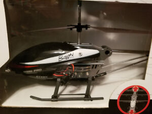 Helicopter For Christmas
