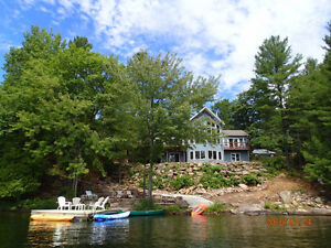 SOG - Brand New Gull Lake Cottage - Winter Bookings Available!