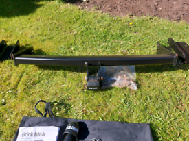 Detachable Brinks towbar for a 2014 hyundai IX35