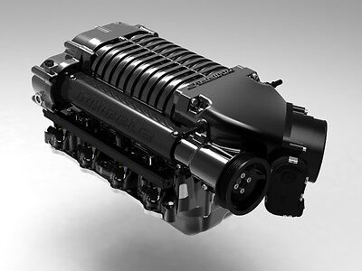 WHIPPLE 2011-2014 FORD F-150 5.0L COYOTE INTERCOOLED SUPERCHARGER SYSTEM 4V