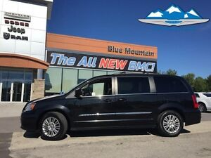 2015 Chrysler Town  Country Touring-L  LEATHER/HEATED, BLUETOOTH