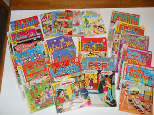 Lot of 20 ARCHIE COMIC BOOKS for only $20.00!!!