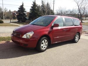 WELL MAINTAINED SINGLE OWNER MINIVAN FOR SALE