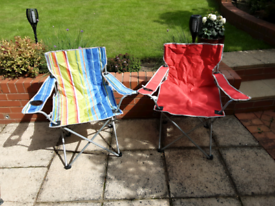 Picnic/Camping Chairs