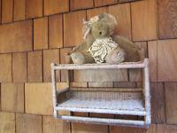 Moving - Wicker Shelf