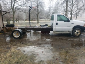 2001 Ford F450 Super Duty 7.3l