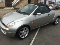 Ford Streetka 1.6 2004.5MY Luxury