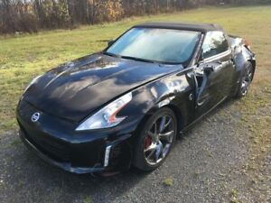 Nissan 370Z Convertible Sport Package 2014