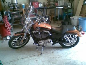 105th Anniversary Sportster Low
