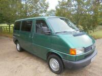 2000 Volkswagen Transporter Caravelle Diesel Manual