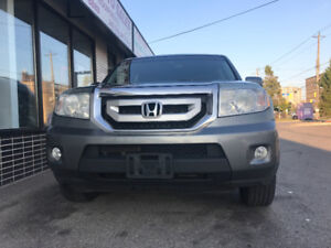 2009 HONDA PILOT TOURING PACKAGE,NAV,DVD,SUNROOF,CERTIFIED