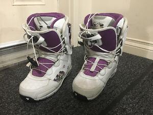 Ladies Size 9 Northwave Snowboard Boots