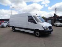 MERCEDES-BENZ SPRINTER 2.1TD | 313 CDi | LWB | 1 OWNER | 2014 MODEL