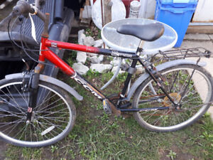 3 Bikes for Sale