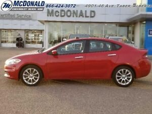 2013 Dodge Dart Limited/GT  - Certified - Leather Seats - $114.0