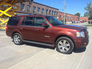 2007 Ford Expedition Limitée VUS