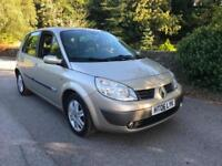 2006 Renault Scenic 1.4 16v 100 ( a/c ) Authentique