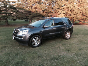 2011 GMC Acadia SLT AWD leather loaded