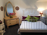 Pet Friendly Furnished or unfurnished Room in House