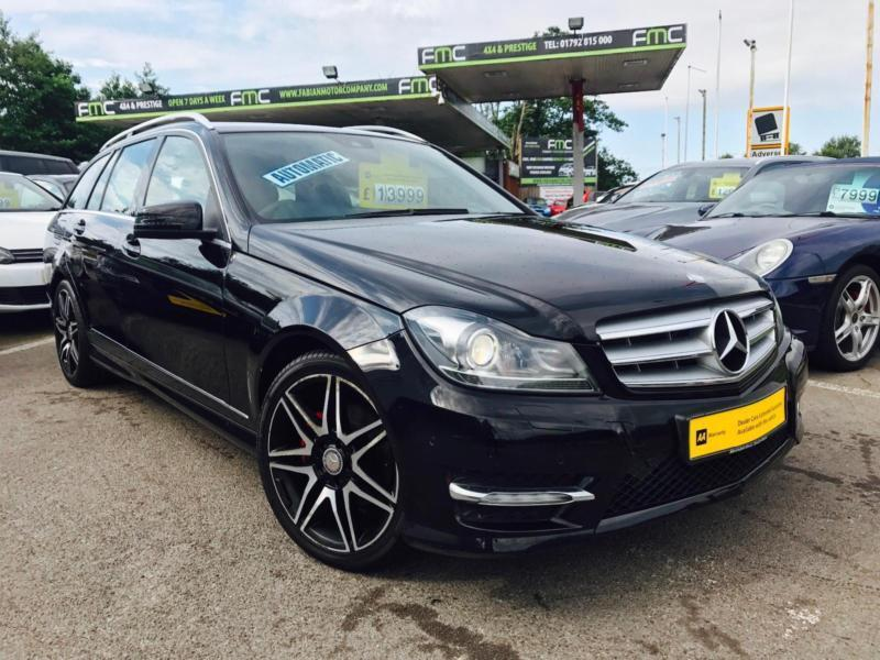 2013 mercedes benz c200 sport 2 1cdi 7g tronic plus estate for Mercedes benz swansea