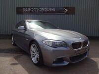BMW 5 SERIES 520d M Sport (grey) 2013