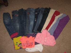 Girls size 4 Fall/Winter Lot in great condition!!