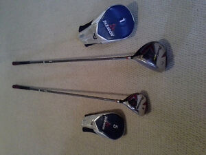 Paragon Driver and 5 Wood
