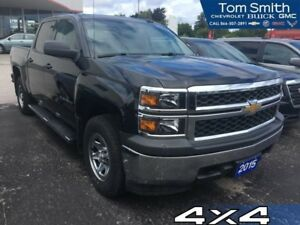 2015 Chevrolet Silverado 1500 LS  REAR VISION CAMERA, LOW KMS, 4