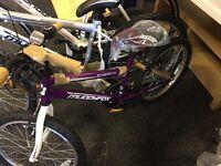 Muddyfox snyergy20 girls mountain bike new