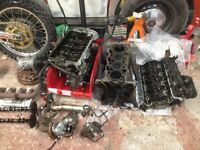 60 plate engine parts all ready for collection in good condition