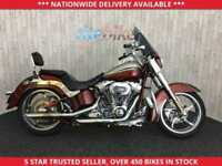 HARLEY-DAVIDSON SOFTAIL FLSTSE SOFTAIL SCREAMING EAGLE CVO 1800 LOW MILES