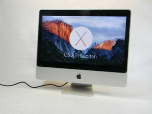IMAC 20 inches*/Apple.*-\\-*---A