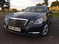 Mercedes-Benz E220 2.1CDI Blue F 7G-Tronic 2012MY Executive SE 1 owner fmsh