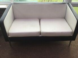 Sofa, small reception sofa
