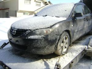 ALL PARTS AVAILABLE 2005 MAZDA 3