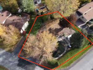 Terrain résidentiel à vendre à St-Mathias-Sur-Richelieu 125 000