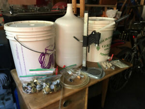 Beer Making Kit - Used