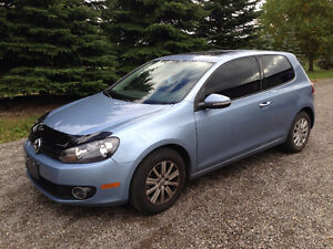 2011 Volkswagen Golf se Hatchback